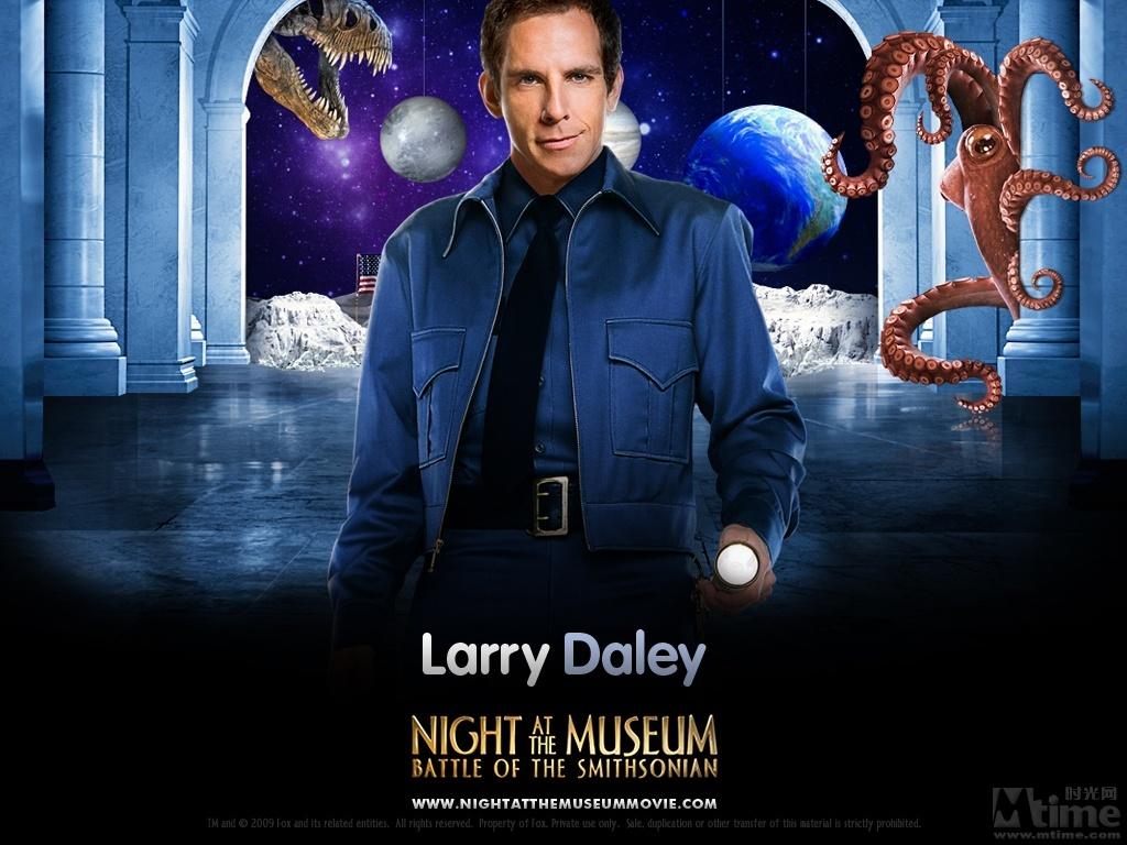 求《博物馆奇妙夜》影评,要百度不到的!