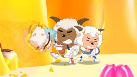 喜羊羊与灰太狼之兔年顶呱呱图片