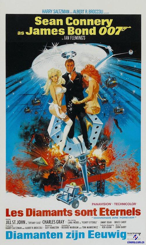 007之金刚钻片头曲