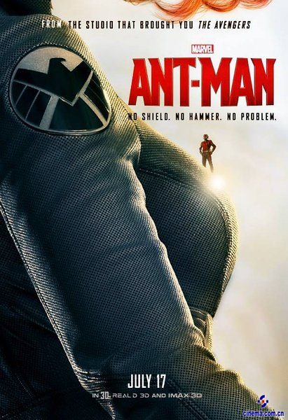 《蚁人》海报